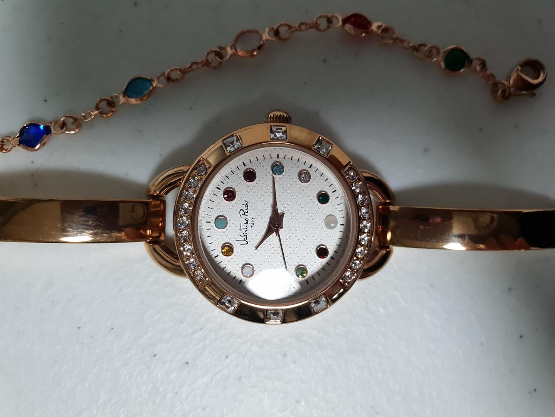 발렌티노루디 손목시계(탄생석시계)