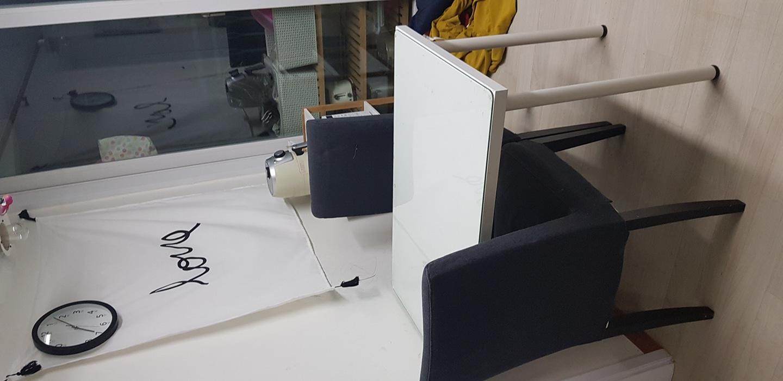 책상이랑 의자