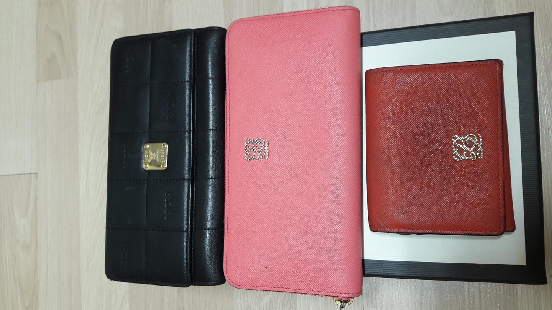 MCM장지갑 루이까또즈 장지갑과 카드지갑