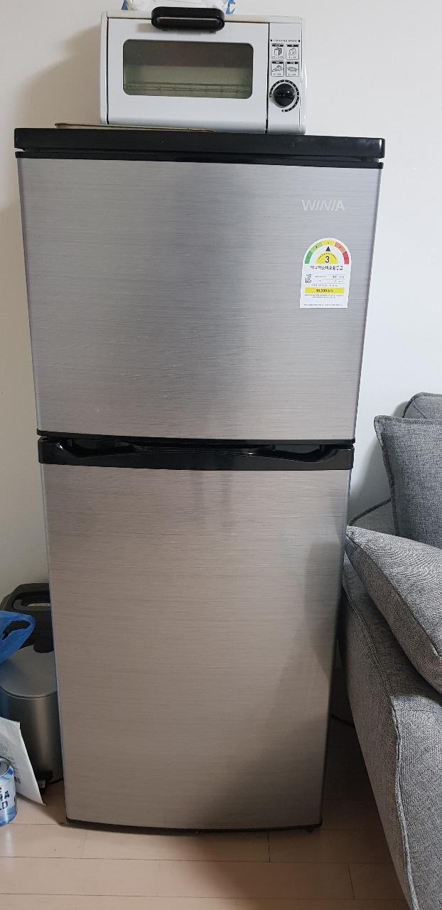 대우위니아 소형냉장고