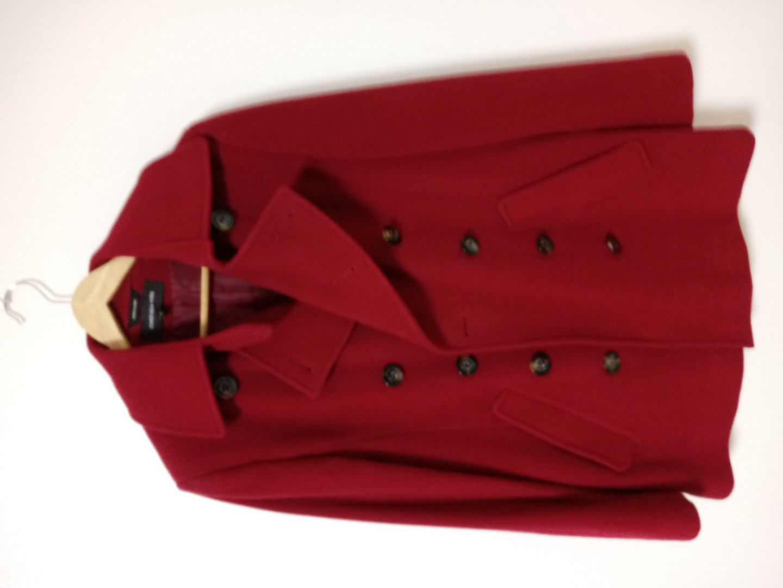 빨강 코트