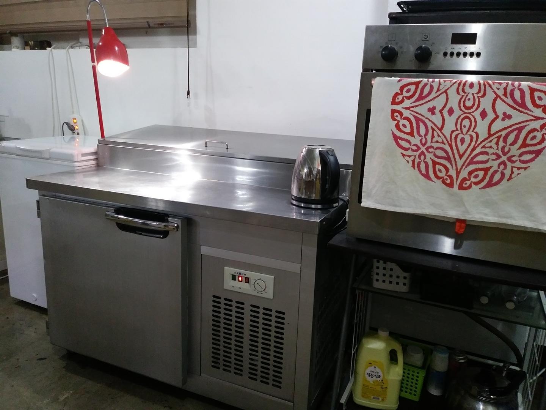 업소용 토핑 냉장고