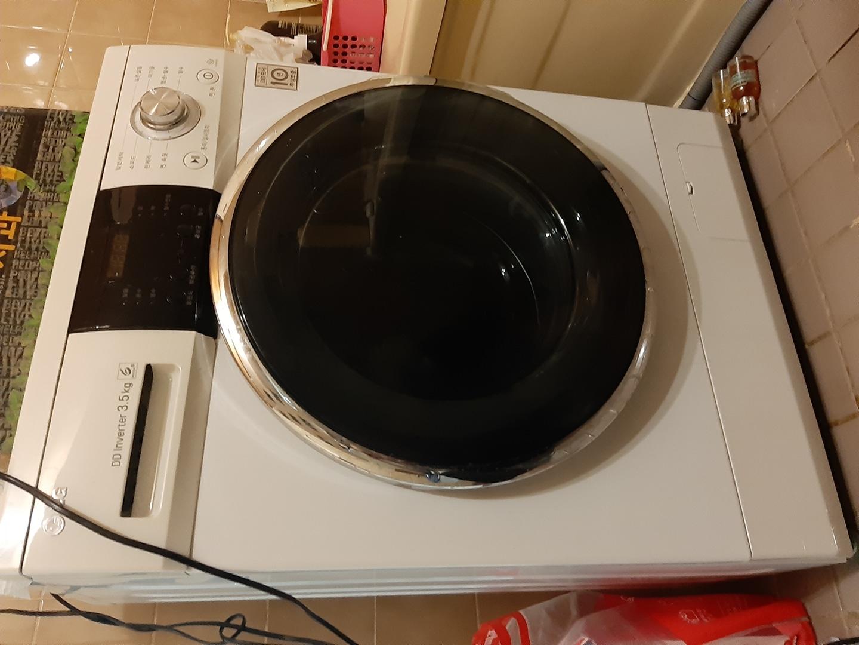 lg꼬망스 아기세탁기