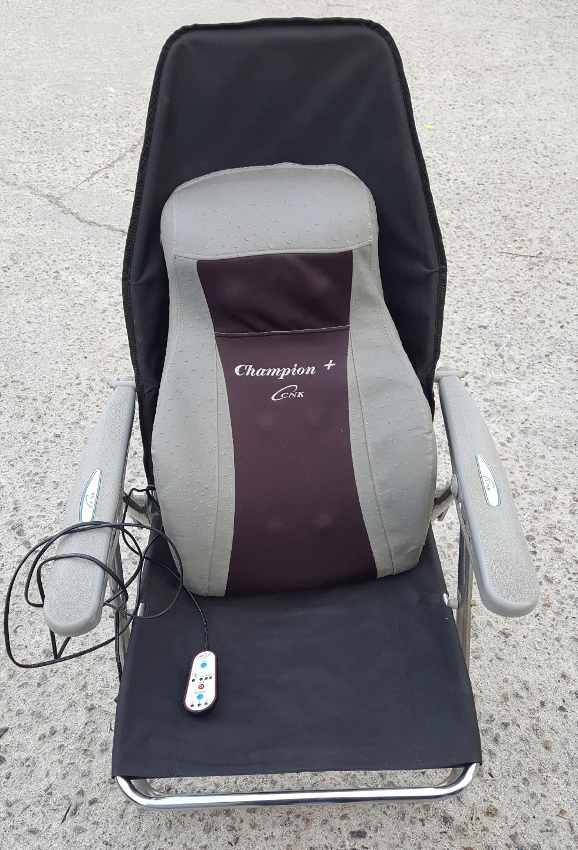 CNK 챔피온 안마의자 세트 CE-7800+