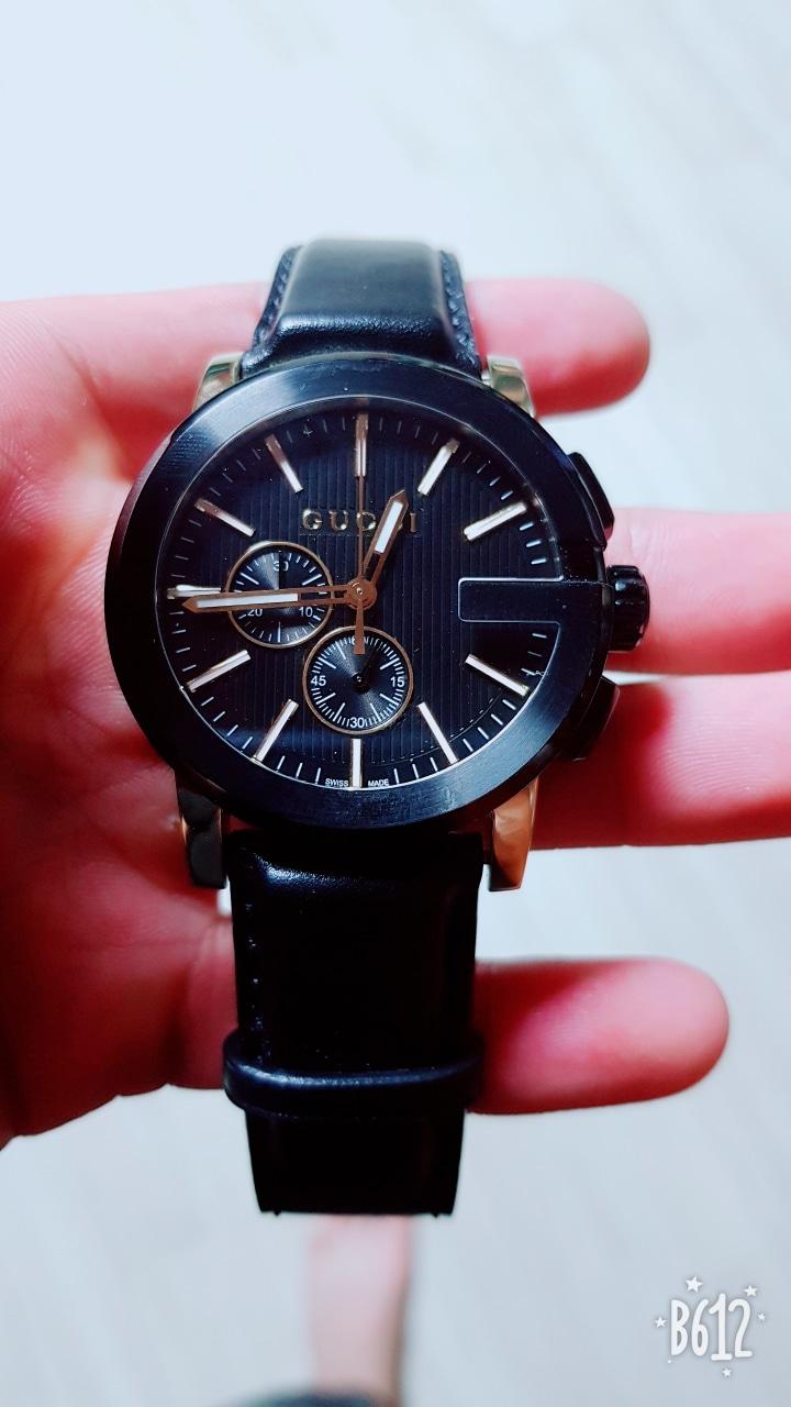 구찌 g크로노 44mm 시계