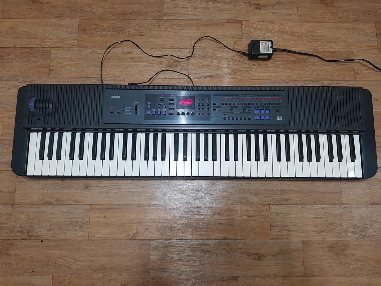CASIO 피아노입니다