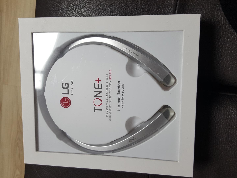 LG TONE+ HBS910 블루투스 이어폰 (새상품)
