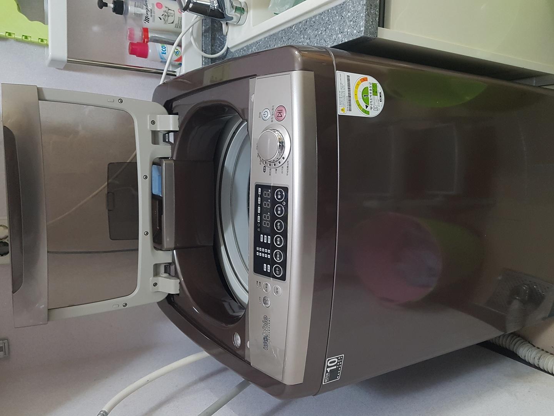 삼성 통돌이 세탁기(15킬로)