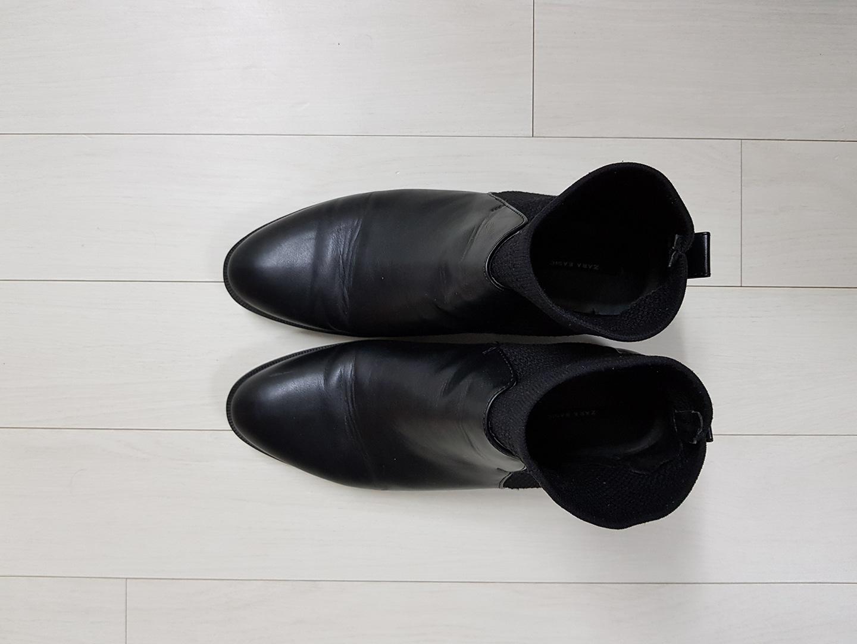 자라 신발