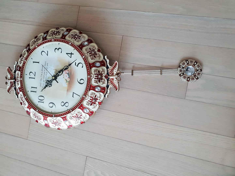 벽시계 엔틱시계 고급시계