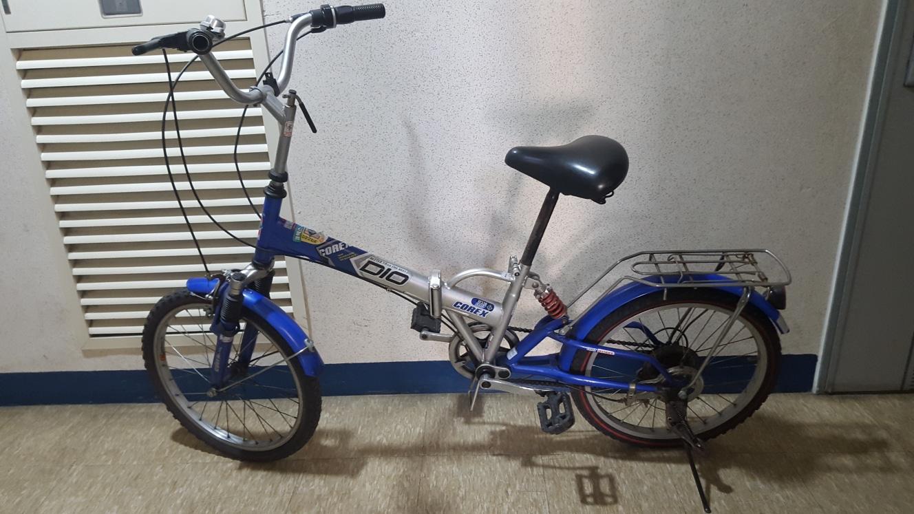코렉스 접이식 자전거