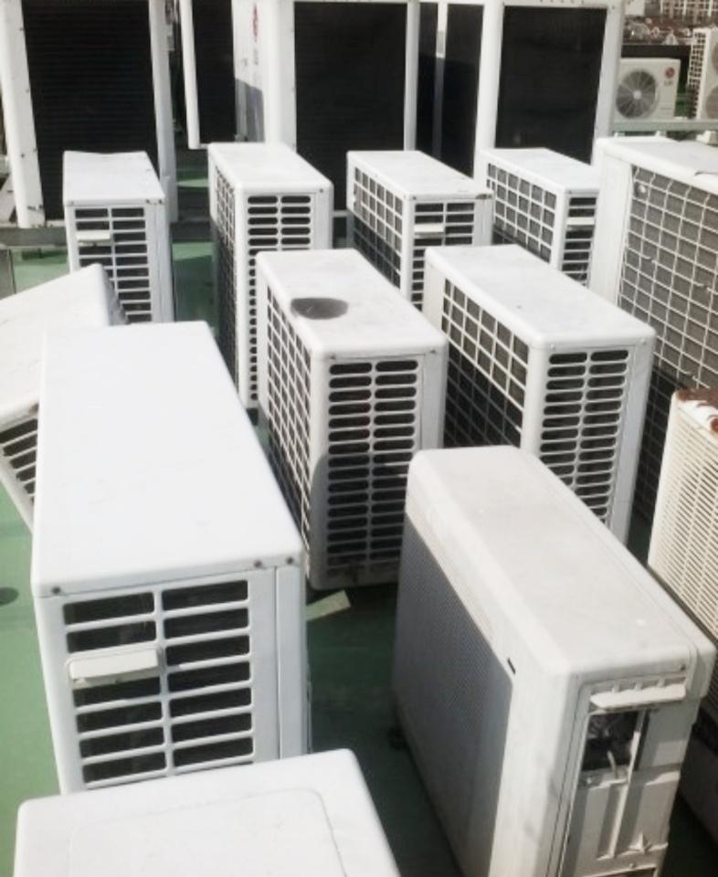 (설치 시공 가스누유수리) 신-중고제품 에어컨 설치/청소/냉매/확인하세요~