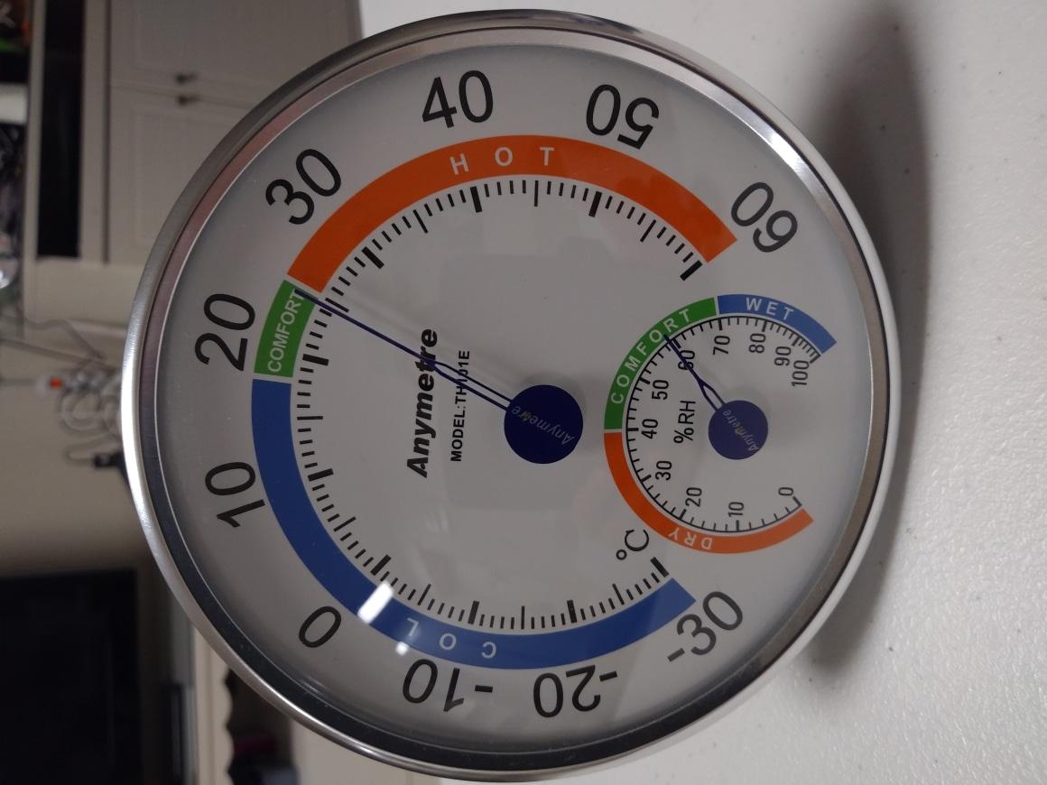 습도 온도계( 새제품  )