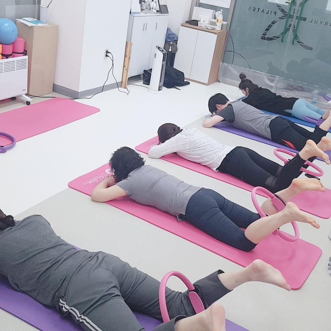 6:1 필라테스 / 근력강화, 다이어트, 체형교정