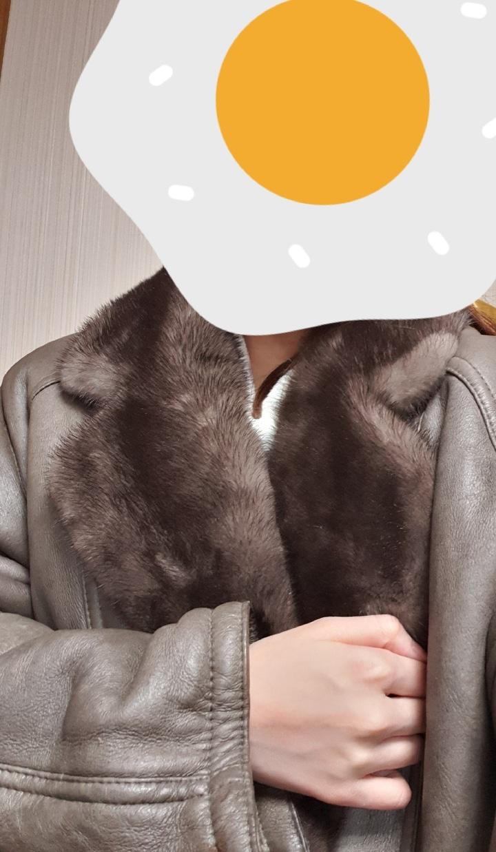 고급스러운 FINLANDIA 양가죽밍크 무스탕코트 핀란디아 정품 양가죽 무스탕 자켓  외투 잠바