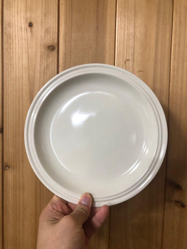 파스타&브런치 접시 (새상품)