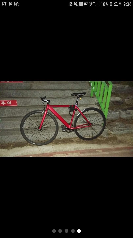 2016 6ku픽시 자전거(자전거용품)