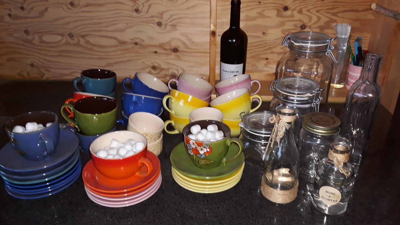 커피잔,와인잔,유리병,주방용품, 소품&.......