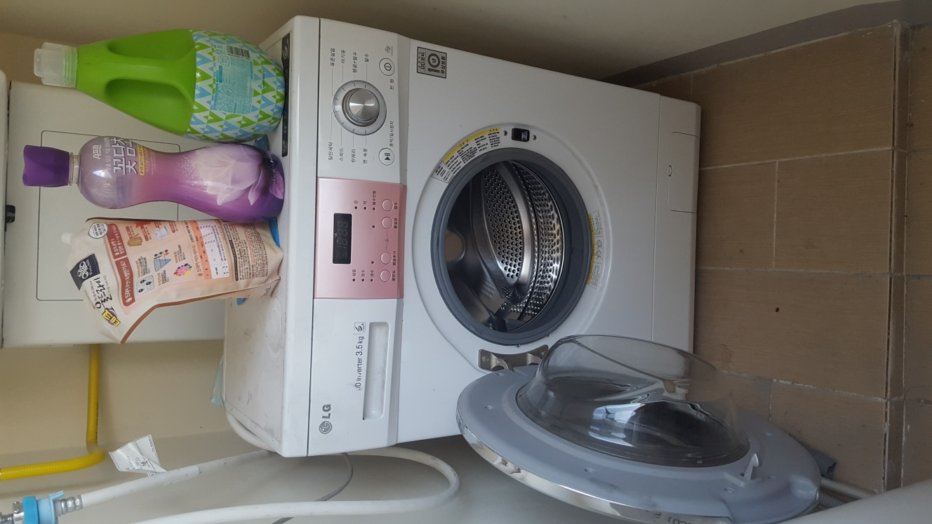 꼬망스 아기세탁기