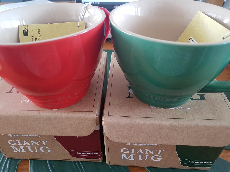 르쿠르제 머그컵(공차)