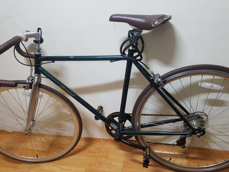 자전거 /자전거 후미등 / 자전거 잠금장치