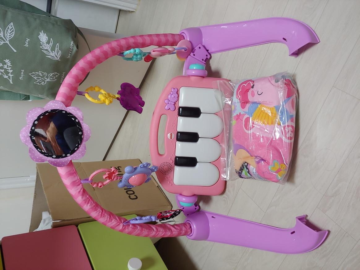 피아노 아기체육관