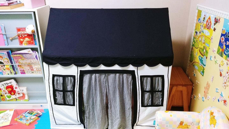 유아 텐트