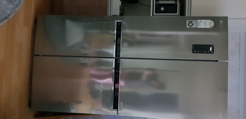 엘지 디오스양문형 냉징고