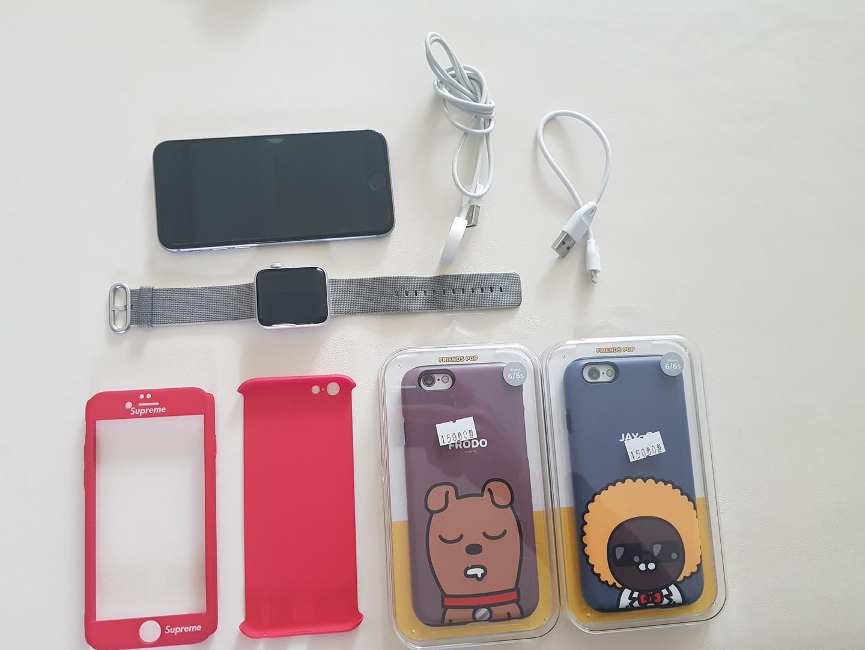 아이폰6 64기가 애플워치2 판매합니다.