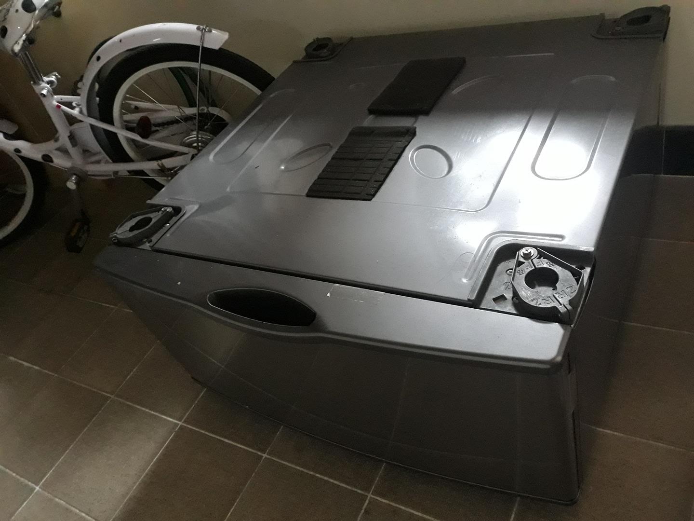 드럼세탁기서랍장