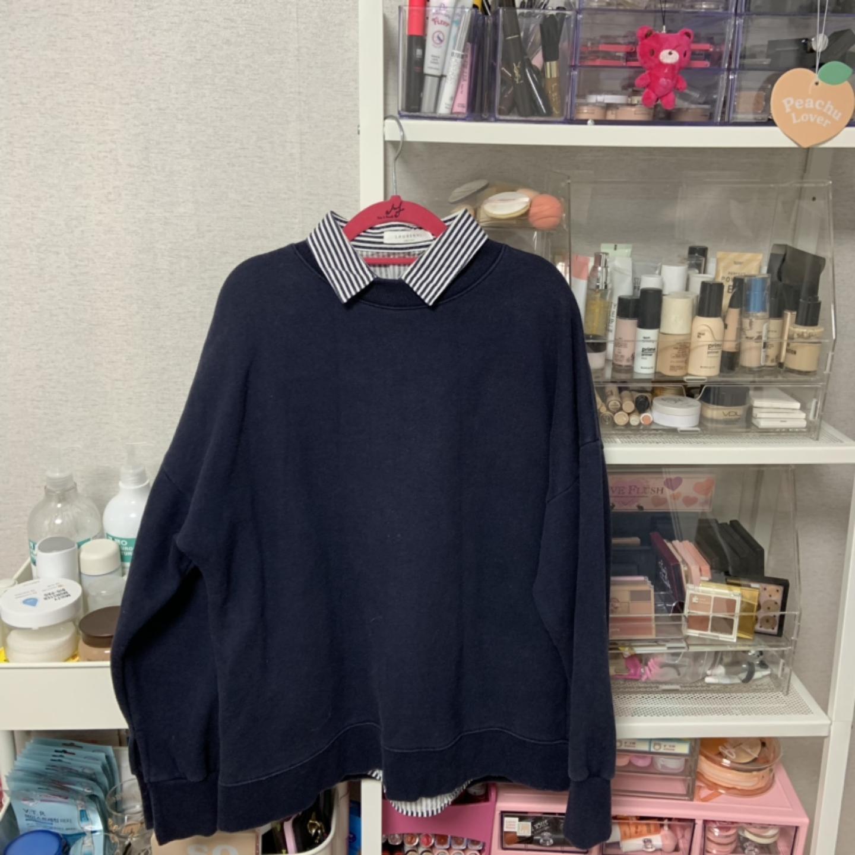 기모 MTM/스프라이트 셔츠 세트