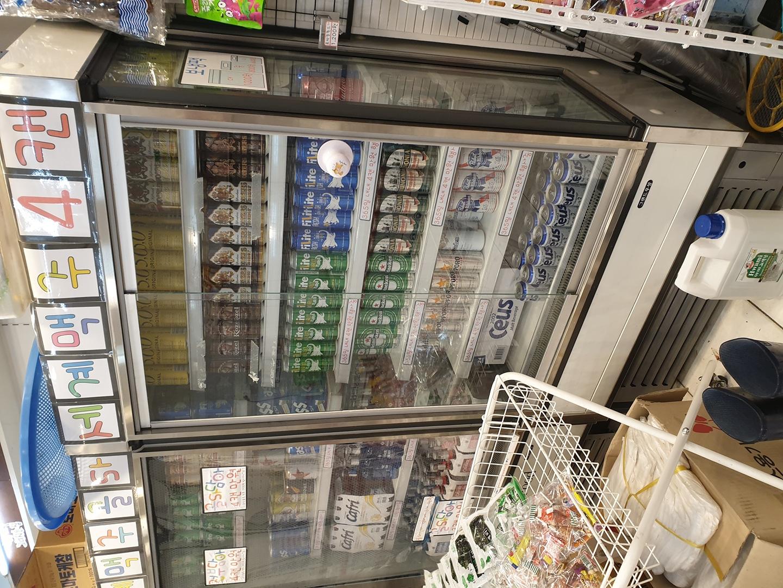 음료냉장고 및 편의점 냉장고
