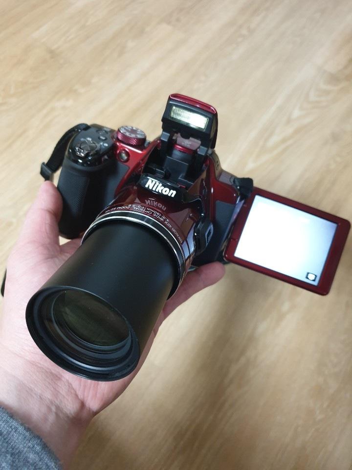 제목은 : [정품]Nikon Coolpix P520 카메라