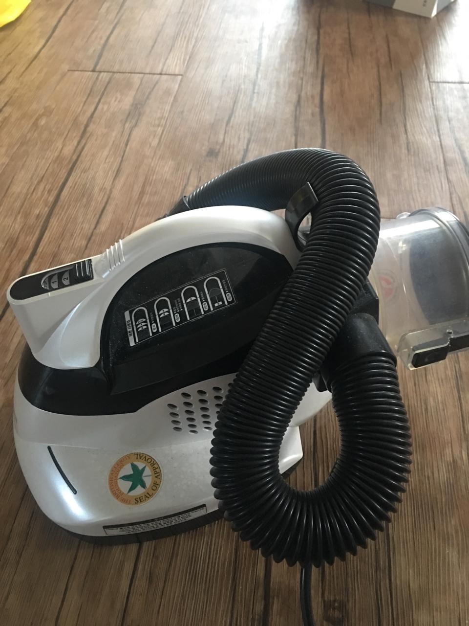 일렉트로전자 아토케어 침구 옷 미세먼지흡입기 자외선 살균기 청소기 진드기청소기