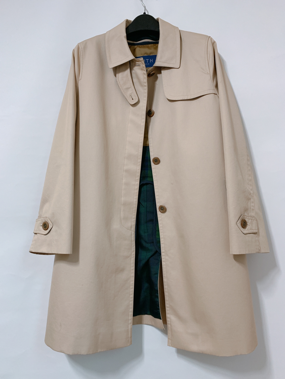 케이트 버버리 코트