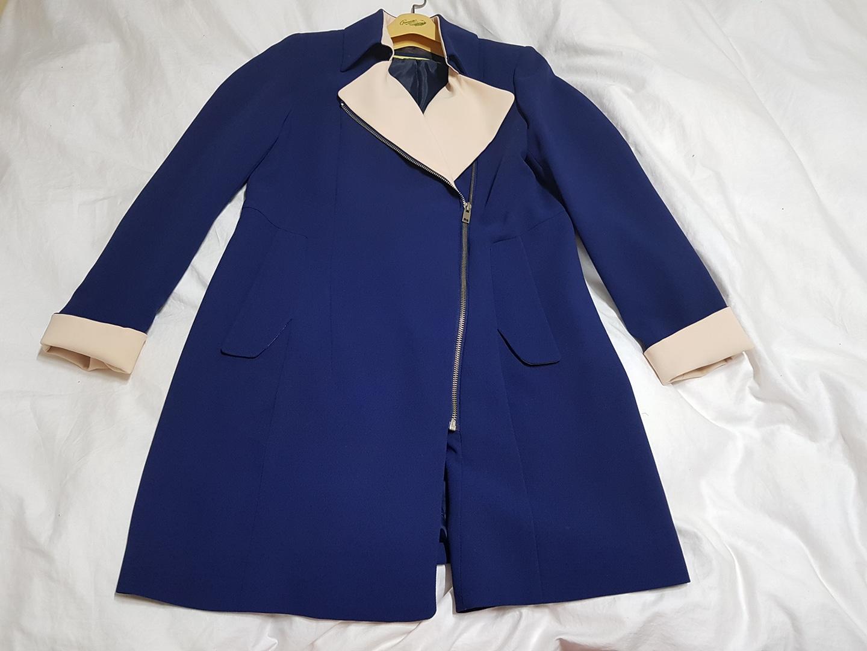 (새것)숲 soup 트렌치 코트 간절기 봄 가을 자켓