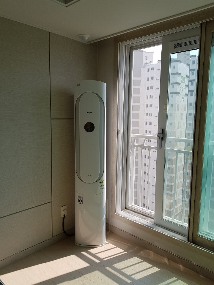 가정용 에어컨 설치 및 이전 설치 천장형 에어컨 설치