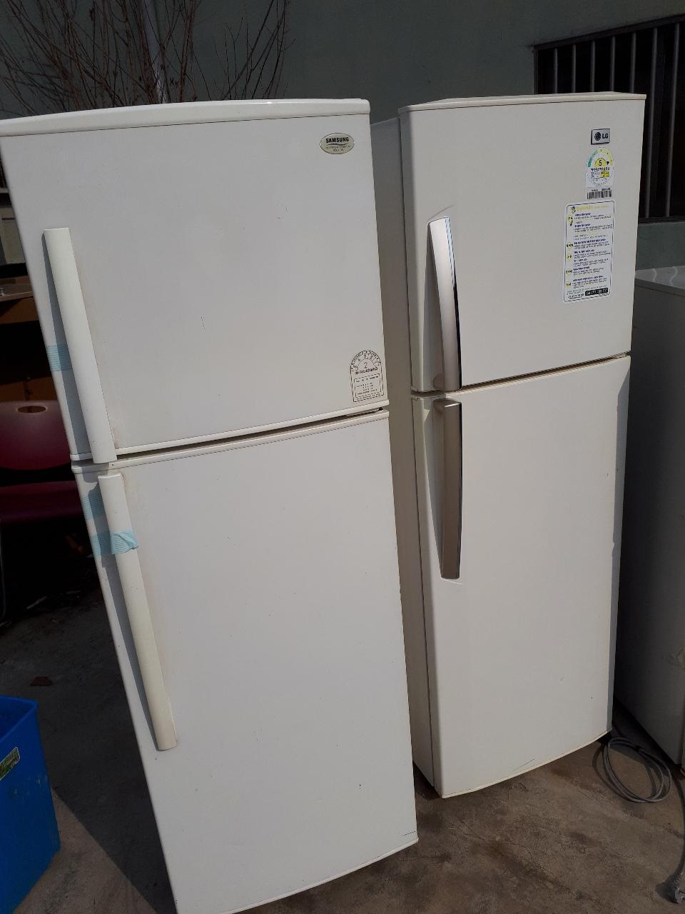 냉장고.삼성.엘지.230L