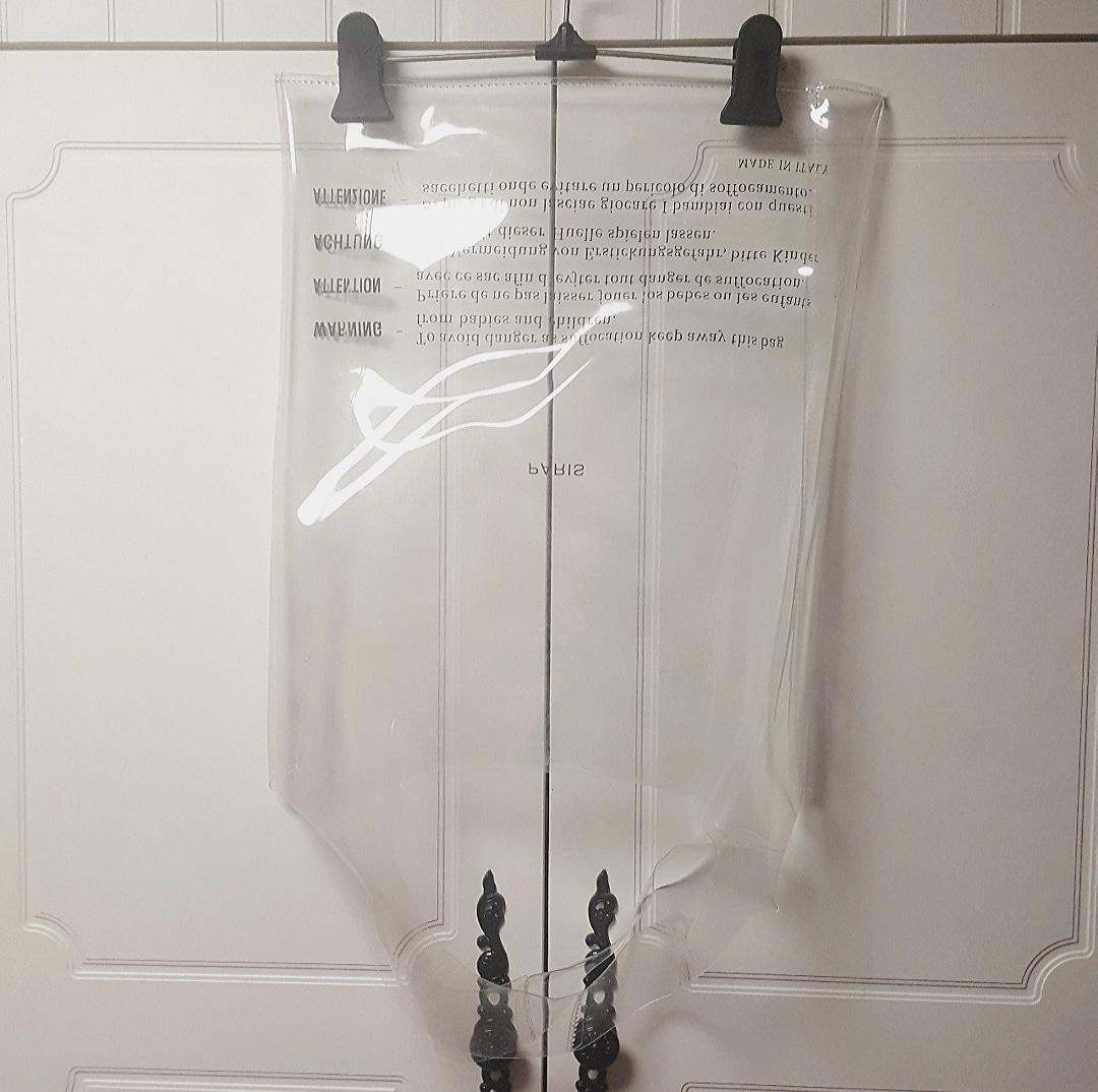 (새상품)투명 에코백 가방