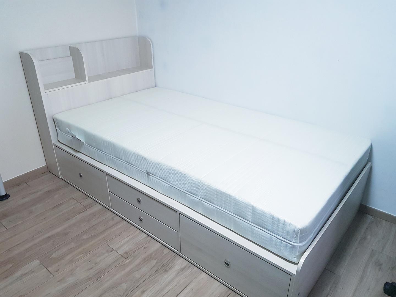 동서가구 슈퍼싱글 침대 판매합니다
