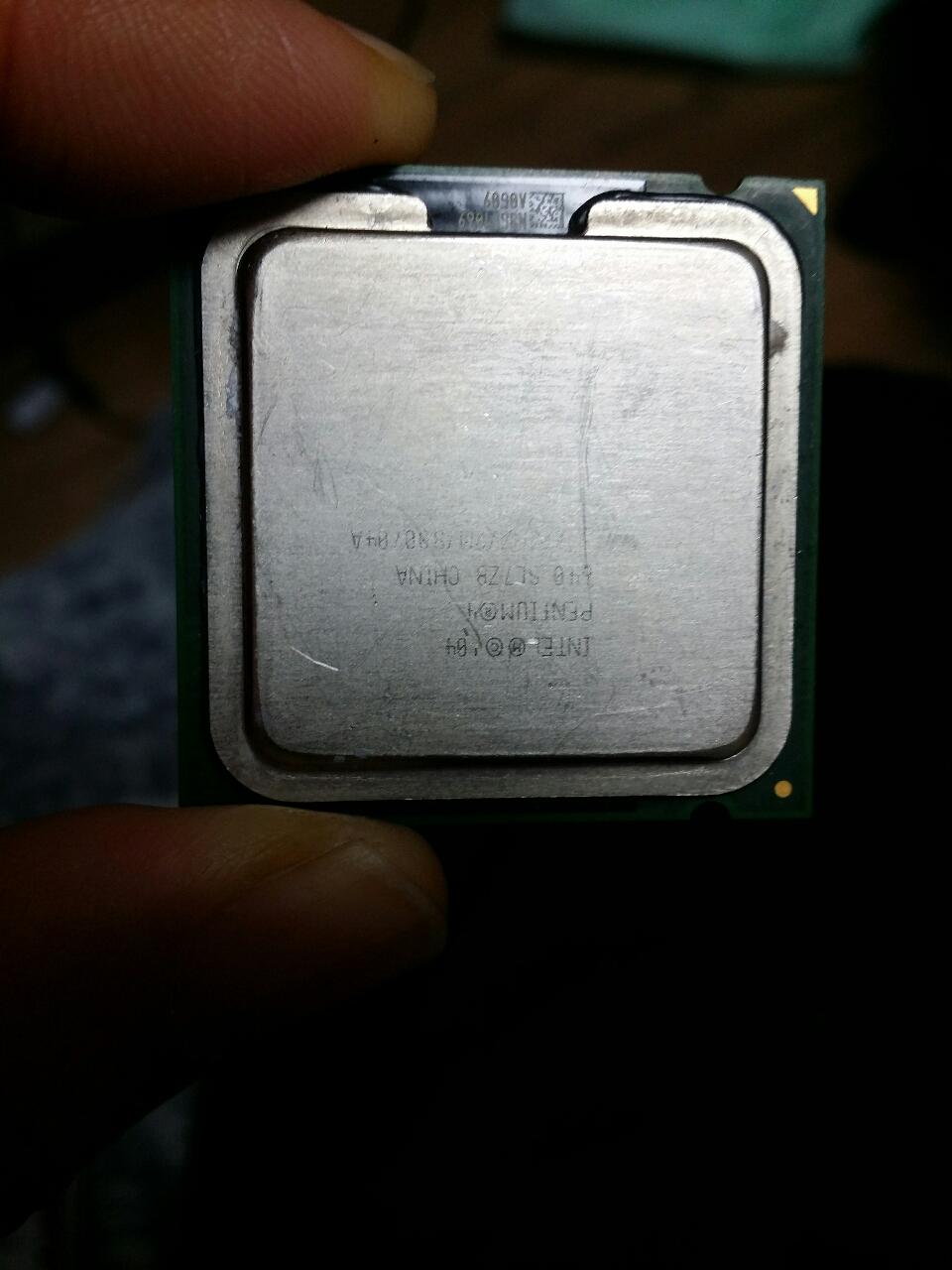 컴퓨터 CPU 판매합니다