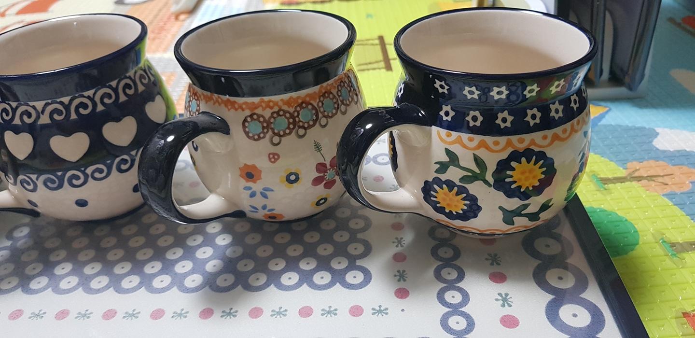 커피 머그컵 4종