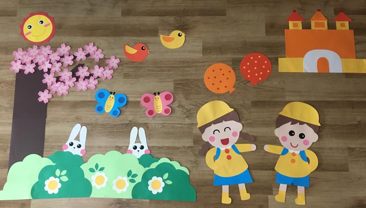 어린이집환경구성+교구제작