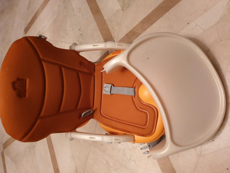 휴대용 접이식 부스터 아기 의자