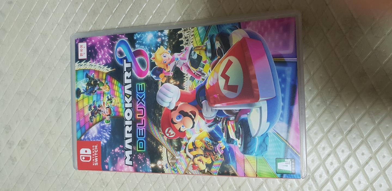마리오 카트 8 디럭스 게임팩