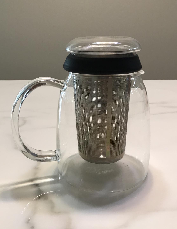 bodum' Tea Pot. (800ml,6잔 정도)