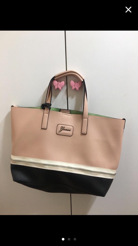 게스 새 가방