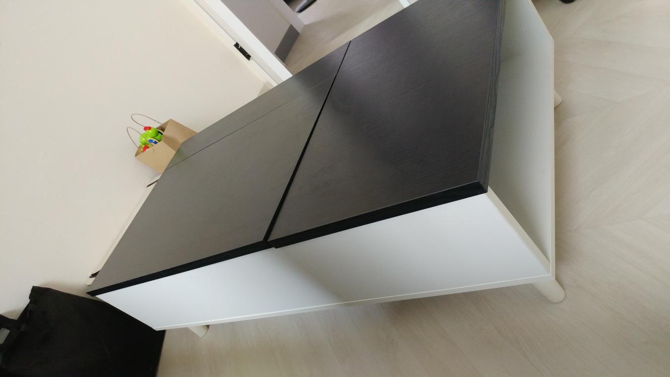 이홈데코 리프트업 테이블 1200