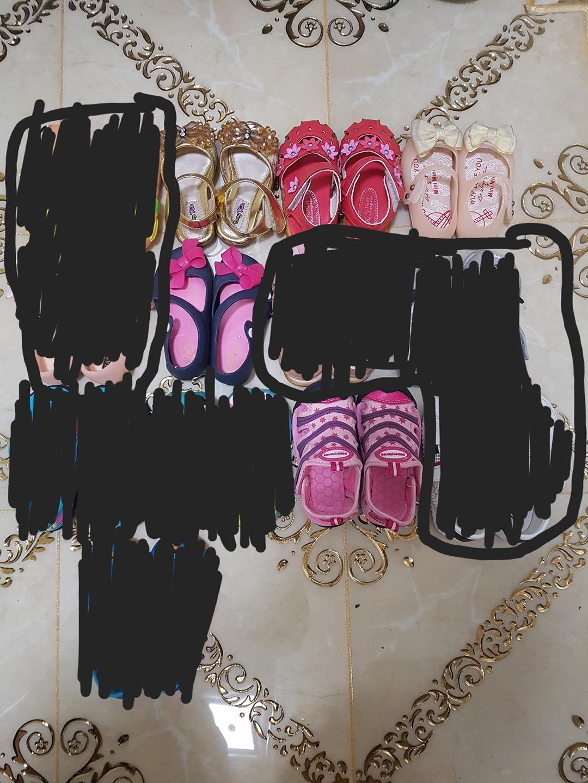 유아 (여아,남아)신발 모음