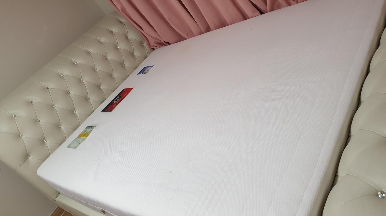 침대 + 매트리스 드림